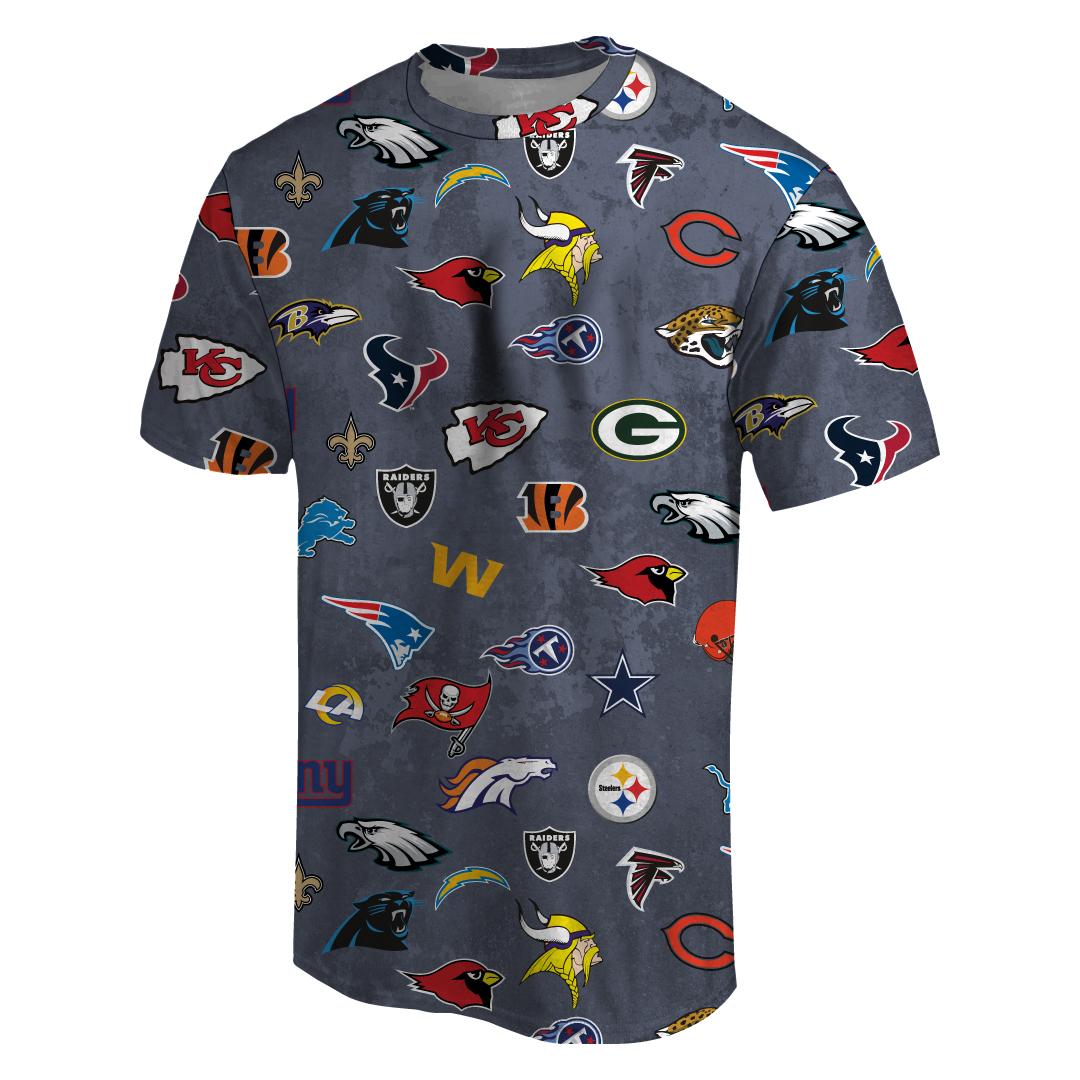 NFL 3D Tshirt (TSH-3D-1049)