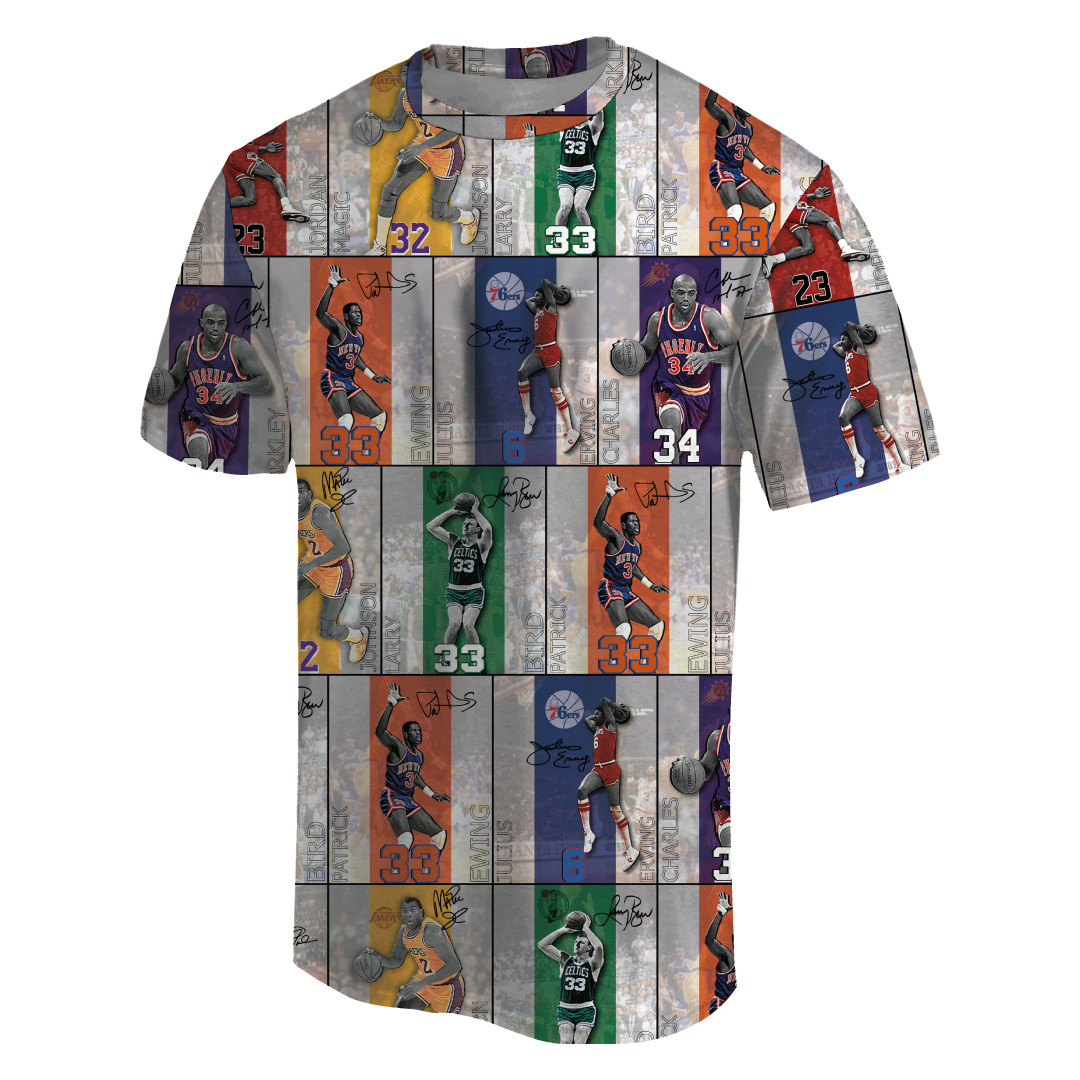Legends 3D Tshirt (TSH-3D-1055)