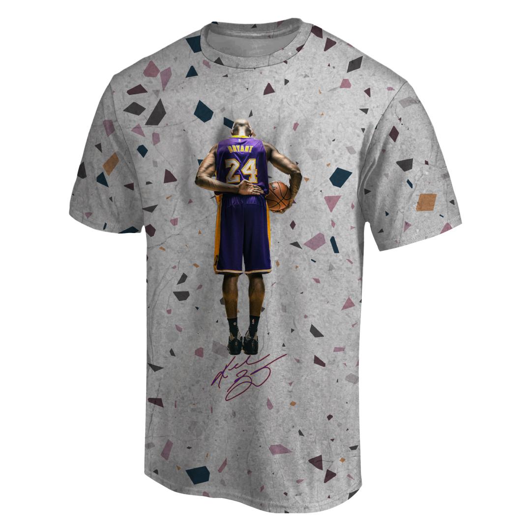 Kobe Bryant 3D Tshirt (TSH-3D-1066)